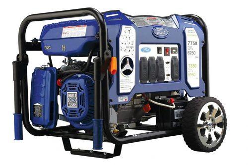 Ford FG7750PBE Dual Fuel Generator