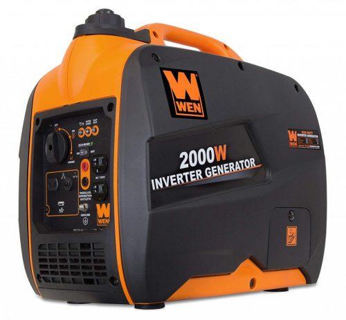 WEN 56200i Generator for Travel Trailer