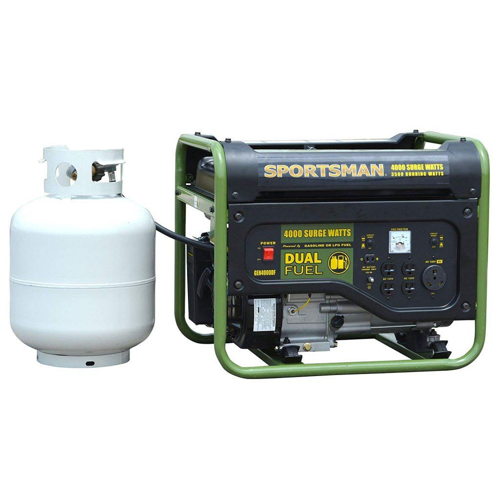 Sportsman GEN4000DF Dual Fuel Generator