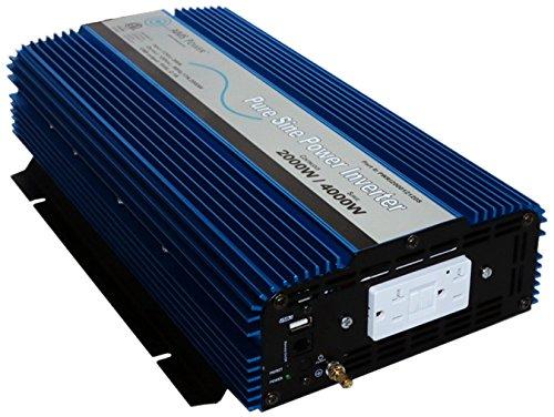 AIMS Power 2000 Pure Sine Wave Inverter