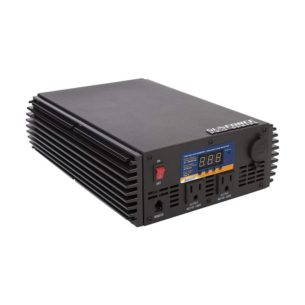 Sunforce 11240 Pure Sine Wave Inverter