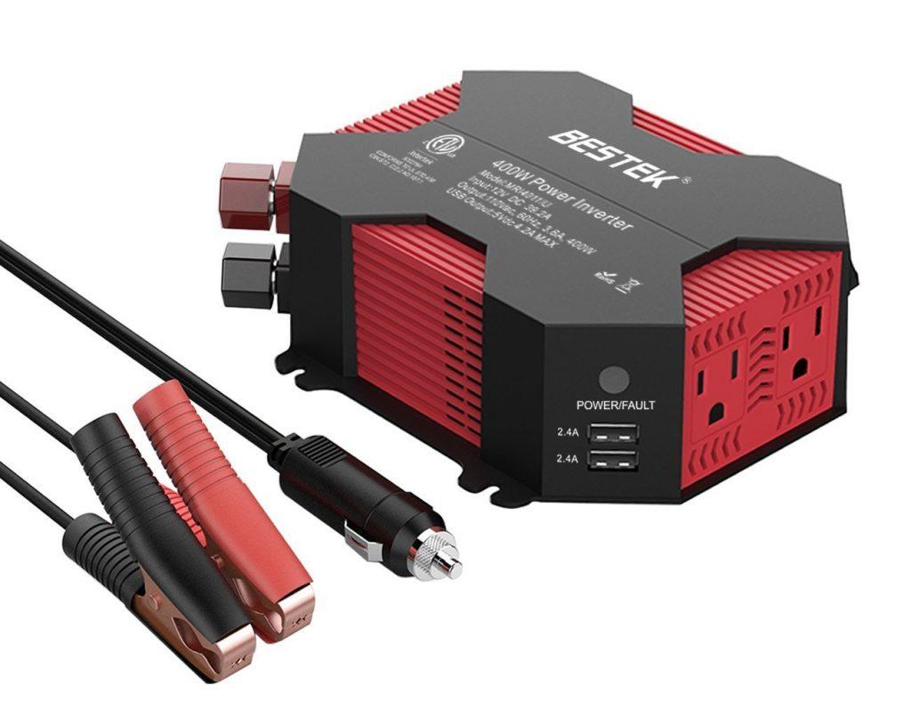 BESTEK 400W Car Power Inverter