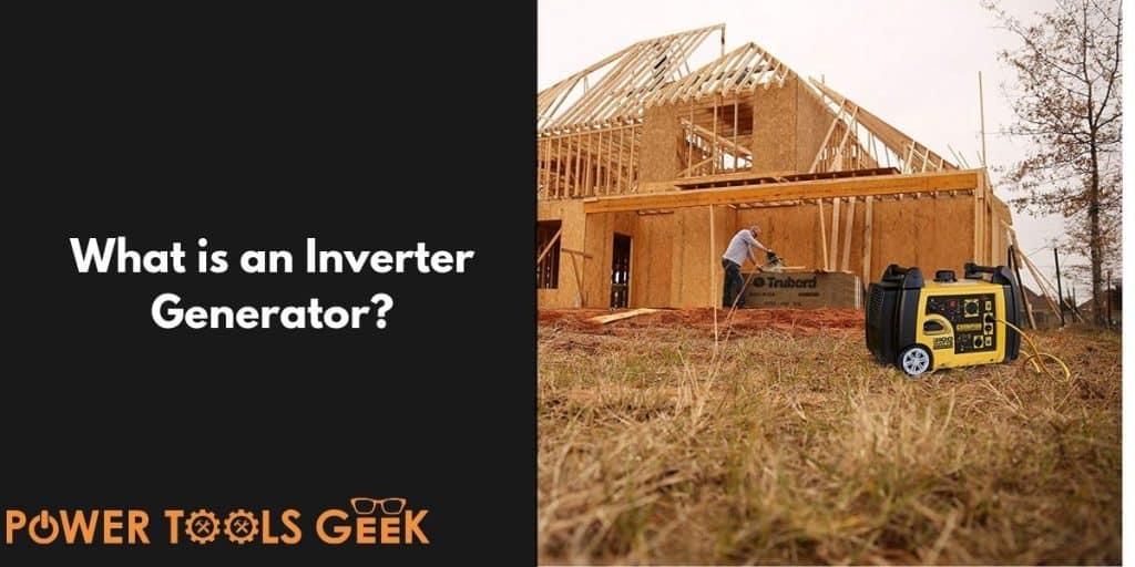 Inverter Generator feature