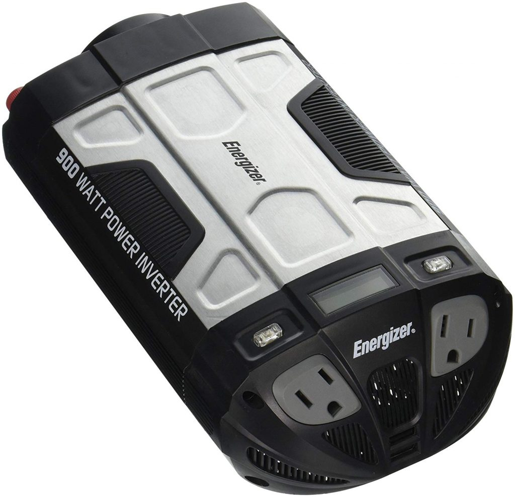 ENERGIZER 900 Power Inverter for Semi Truck