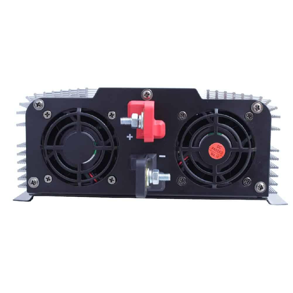 Power TechON 3000w Pure Sine Wave Power Inverter