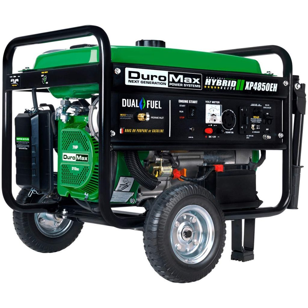 Duromax XP4850EH Propane Generator