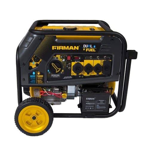 Firman H08051 Propane Generator