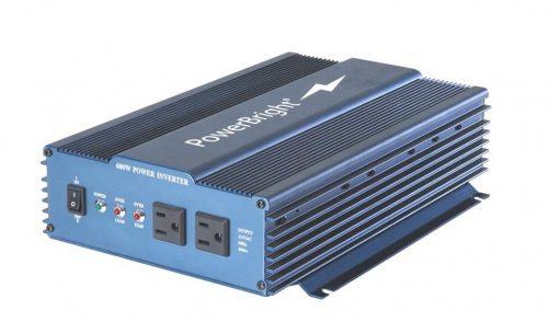 Power Bright 600W Inverter for Car