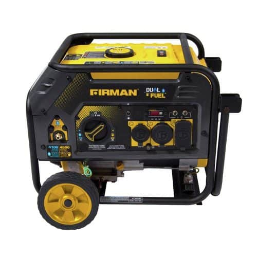 Firman H03652 Propane Generator