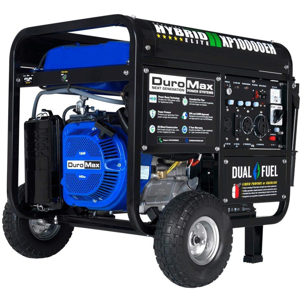 Duromax XP10000EH Propane Generator