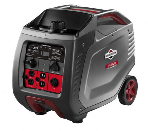 Briggs & Stratton 30545 p3000 Generator for Travel Trailer