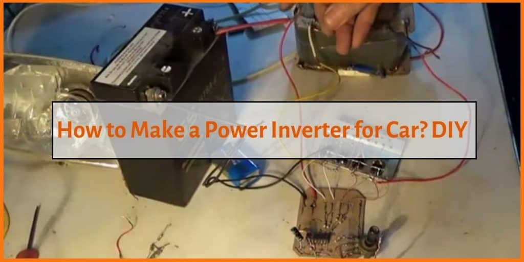 DIY Power Inverter for Car