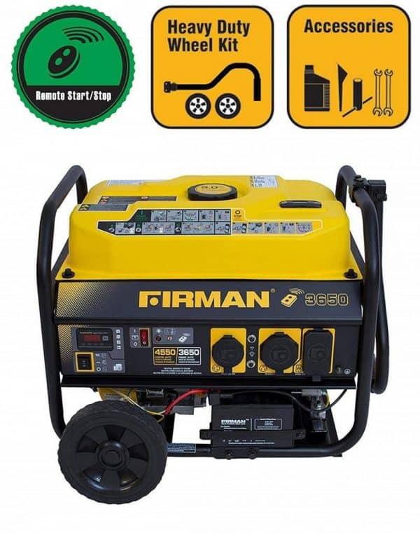 Firman P03603 3650W Portable Generator Review
