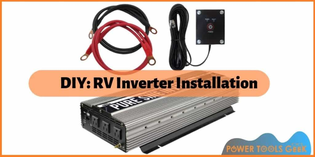 RV Inverter Installation DIY