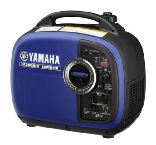 Yamaha Ef2000isv2 Review