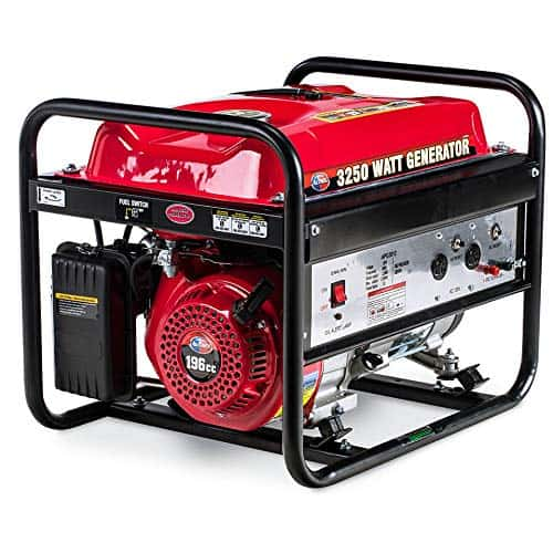 how big of a Generator do you need